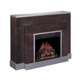 Style Selections Modern Media Electric Fireplace shop style selections 23 quot modern all in one electric
