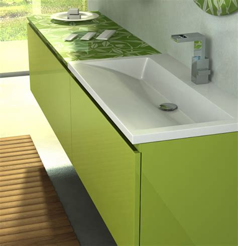 green vanity bathroom modern bathroom vanities decozilla