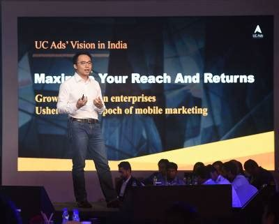 alibaba mobile business group alibaba mobile business group launches uc ads in india