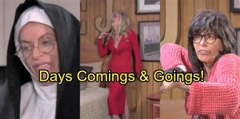 days of our lives comings and goings nov 2015 days of our lives spoilers casting information comings