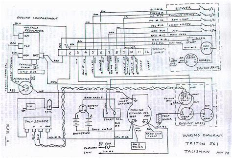 triton boat trailer wiring diagram 34 wiring diagram