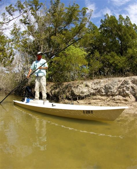 skiff yak solo skiff review the spotted tail