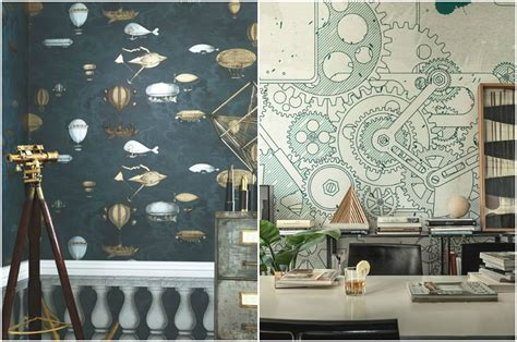 Bedroom Curtains Blackout Room Decor For Teens Steampunk Bedroom