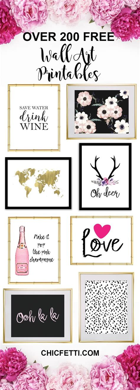 free printable wall art pinterest decorate easy wall art easy wall and printable wall art