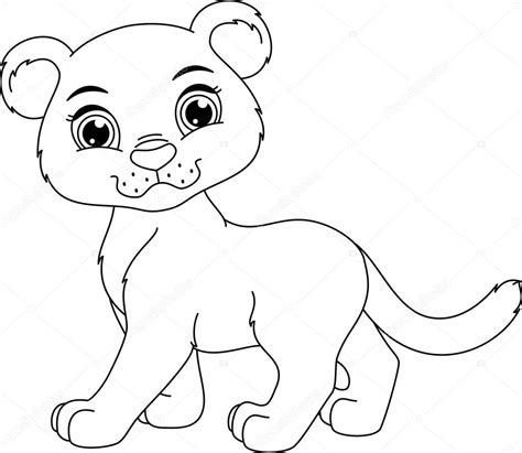 color sweet animals a grayscale coloring book books panther coloring page stock vector 169 malyaka 70023121