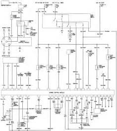 wiring diagram for 1997 honda accord ex wiring wiring