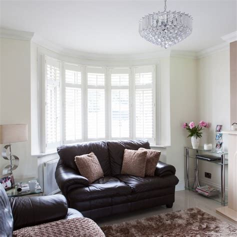 living room ideas with cream leather sofa cream and leather living room housetohome co uk