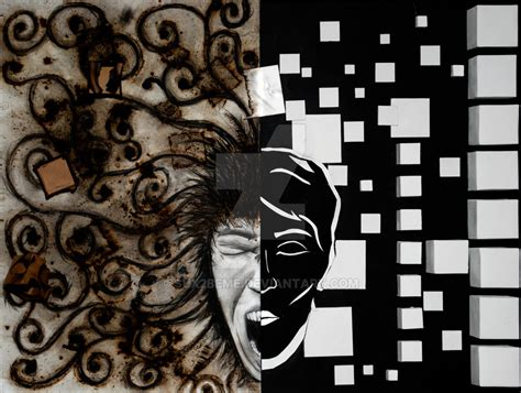 chaos and order the dichotomy of ocd by sux2beme on