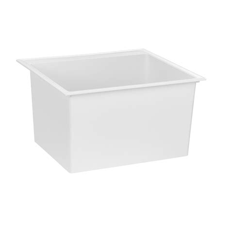 fiat dl 1 sink dl1 molded laundry tub laundry sink fiat products