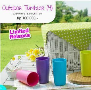 Tupperware Outdoor Tumbler outdoor tumbler 4 tupperware indonesia promo november 2016