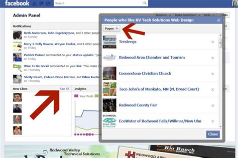 How Do You Find To Follow On Find Out What Pages Like Your Page
