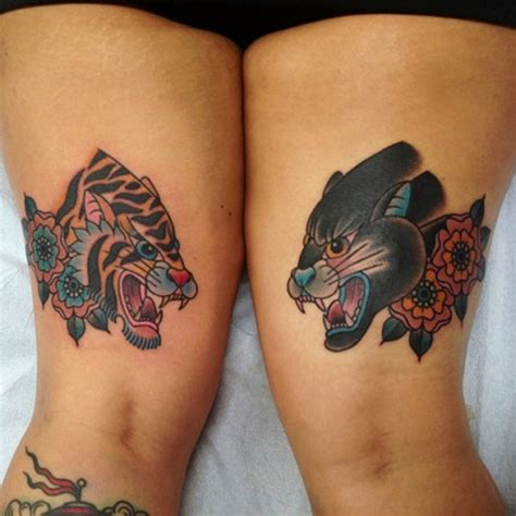 100 panther tattoos that will have you clawing at the