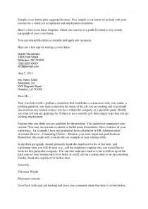 School Administrative Assistant Cover Letter by Administrative Assistant Resume Cover Letter