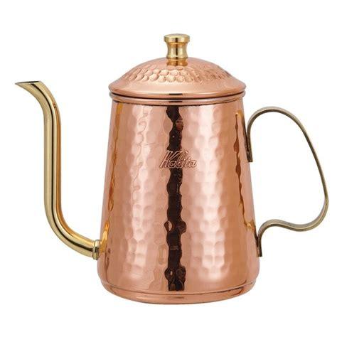 Kalita Wave Filter 185 White 100p kalita copper kettle serveringskanna i koppar 600ml