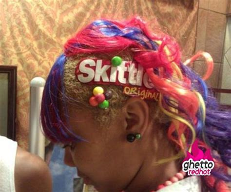 ratchet hairstyles pin by charlotte j on bad hair day pinterest ghetto