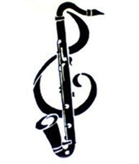 tattooed heart clarinet musica music on pinterest violin guitar and instruments