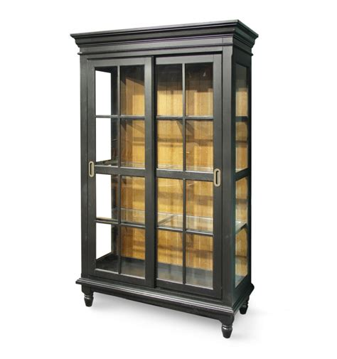 Dining Room Curio Corner Cabinet 44 Inch Madison Park Curios Simply Woods Furniture