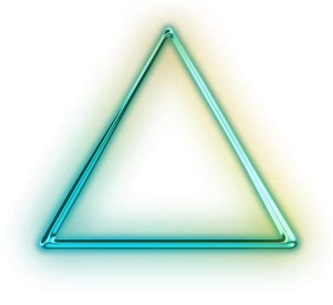 Triangel Neon by Ftestickers Green Neon Triangle Freetoedit