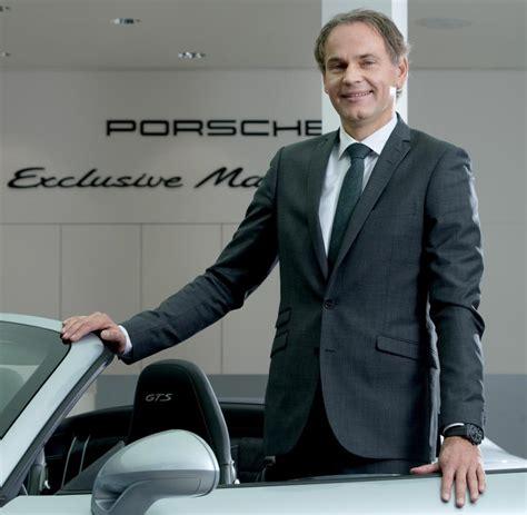 Oliver Blume Porsche by Porsche Chef Oliver Blume Will Enger Mit Audi