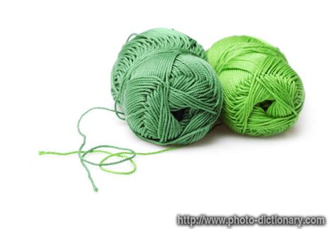 knitting bo definition knitting thread photo picture definition at photo
