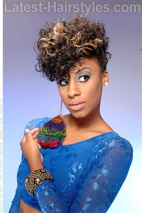 hairstyles using the curling iron for african american short flat iron hairstyles immodell net