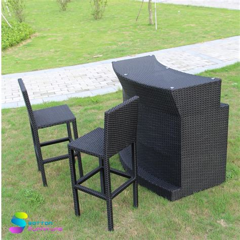 order patio furniture from china buy wholesale outdoor bar furniture from china
