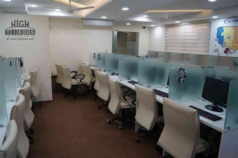 home design center telemarketing call center interior design project work station design