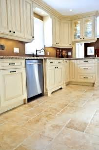 Floor Cabinets For Kitchen The Best Kitchen Flooring Options For 2013