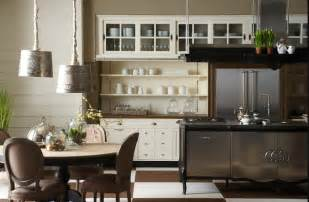 Modern Classic Kitchen Design by Old Town And Country Style Kitchen Pictures