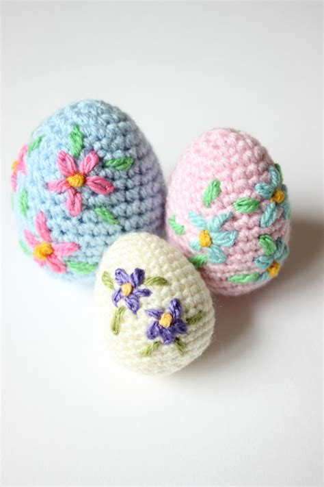 easter pattern free pattern crochet easter eggs dancox for