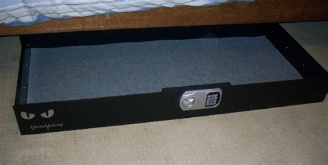 under the bed safe tactical gear and military clothing news monster vault
