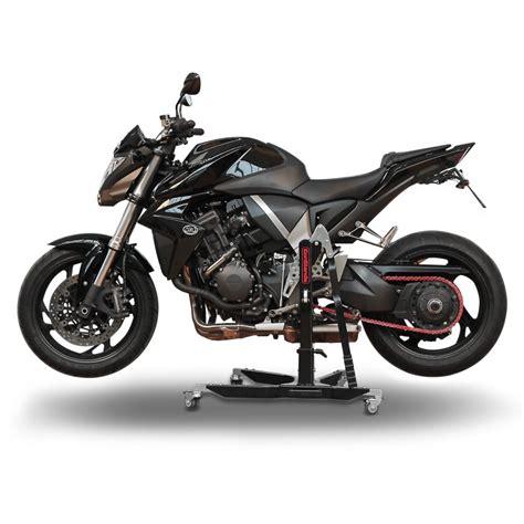 Motorradheber Cb1000r by Motorrad Montagest 228 Nder Constands Power Honda Cb 1000 R 08