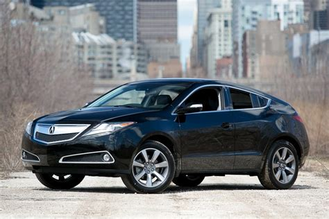 2013 acura zdx our review cars