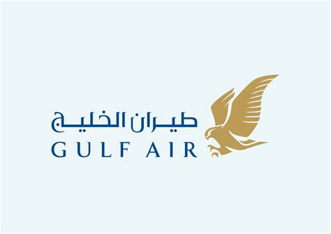 gulf logo gulf air vector art graphics freevector com