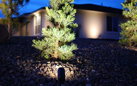 Installing Low Voltage Landscape Lighting How To Install Low Voltage Outdoor Lighting
