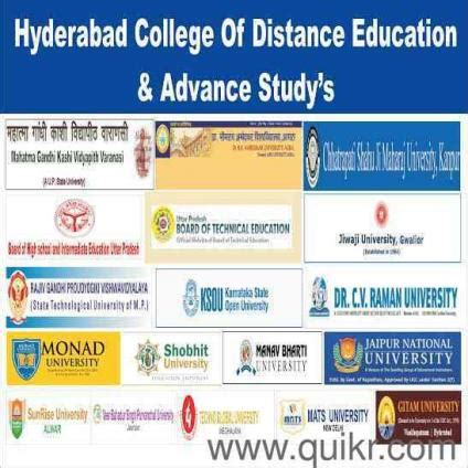 Mba Distance Education Colleges In Hyderabad by We Offer Ssc Intermediate Diploma Degree B Tech B