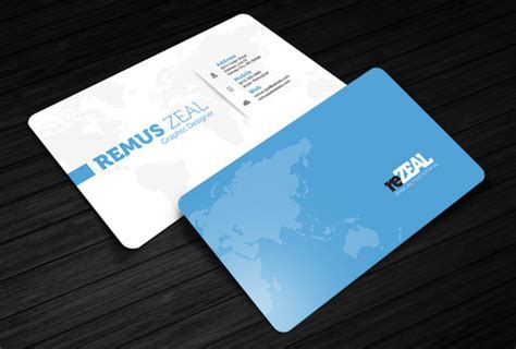 photoshop business card template rounded corners 45 free psd business card templates smashingapps