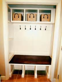 my coat closet conversion for the home
