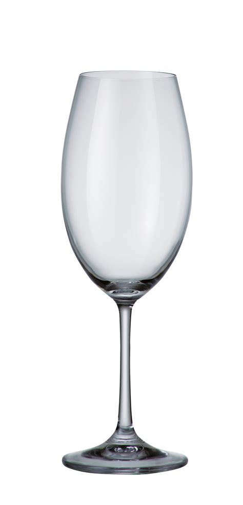 crystal wine glasses 2 crystal wine glasses 510 ml barbara