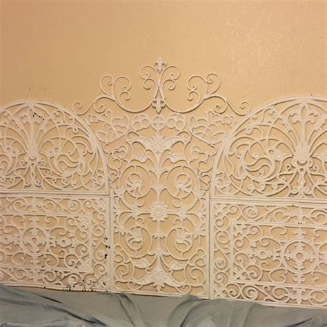 rubber doormat headboard 1000 ideas about king size headboard on pinterest