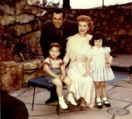 lucille and arnaz children desi arnaz lucille ball lucie arnaz and desi arnaz jr