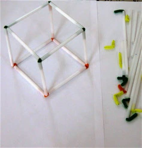 How To Make A 3d Shape Out Of Paper - nyla s crafty teaching make your own 2d and 3d shape