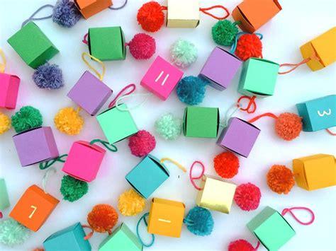 Calendari D Advent Manualitats Calendaris D Advent Per Fer A Casa Totnens