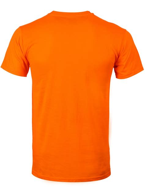 Tshirt Orange booyah s orange t shirt buy at grindstore