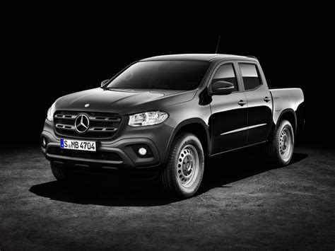 mercedes pickup 2017 2018 mercedes benz x class first impression gtspirit