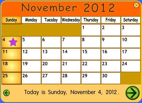 A Calendario En Inglés Haz Tu Propio Calendario En Ingl 233 S Elsonidodeloscascabeles