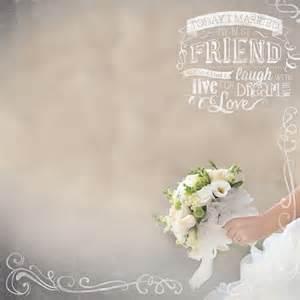 wedding scrapbooking