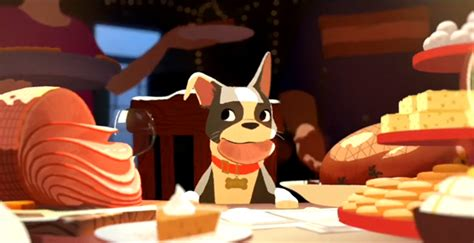 film disney feast preview clip released for disney s feast animation