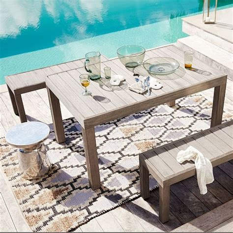 West Elm Dining Table Sale West Elm Outdoor Home Sale 30 Outdoor Sectionals Tables Furniture Decor