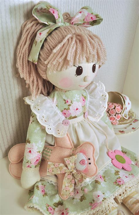 rag doll dress pattern pdf rag doll pattern folksy